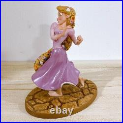 Wdcc Tangled Rapunzel Braided Beauty Prototype