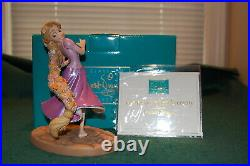 Wdcc Walt Disney Classics Collection Rapunzel Braided Beauty Nle 282/750