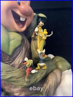 Wdcc Willie The Giant Big Trouble Mickey And The Beanstalk